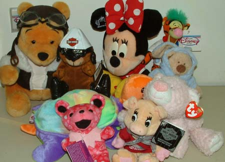 SELL BEANIE BABIES AND OTHER PLUSH TOYS 7a63f646239